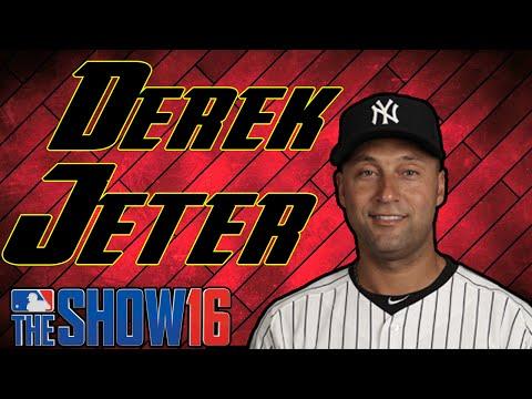 Can Derek Jeter Hit A 500ft Homerun? MLB The Show 16 Challenge