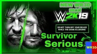 Wrestling revolution 3d new Mod (link in description)