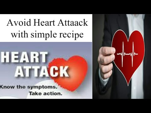 How to Avoid Heart Attack || Symptoms