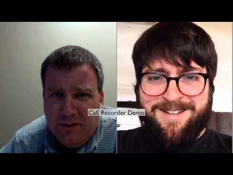 FaceTime Call Recorder - Chris & Dave Test Stuff