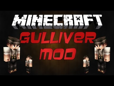 How to Install the Gulliver Mod for Minecraft 1.6.2 - Minecraft Mod Tutorial