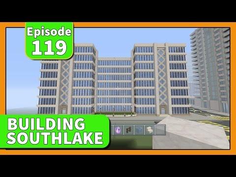 CONT  OFFICE BUILDING!! Building Southlake City Episode 119