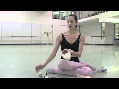 How To Make Your Pointe Shoes Stronger