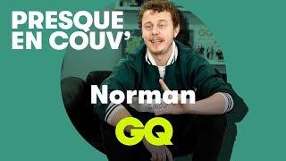 NORMAN : Presque en Couv' | GQ