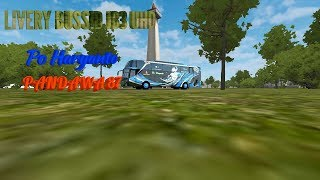 BAGI LIVERY JETBUS 3 SHD||BY MBS TEAM