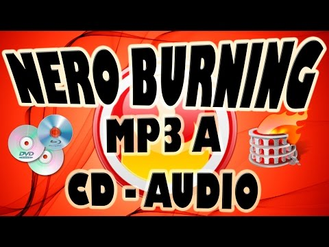Pasar de Mp3 a Audio CD con Nero Burning
