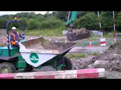 Eco-Training - CPCS Forward Tipping Dumper Operators Course