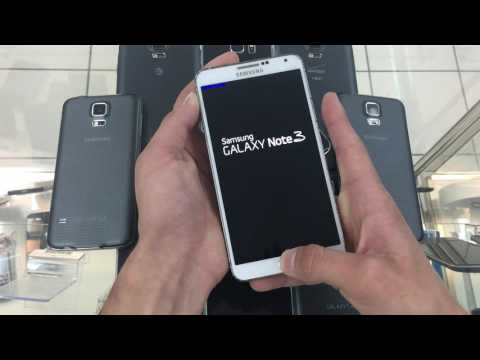 Factory Reset Samsung Galaxy Note 3 (Forgot Password) Master/Hard Reset