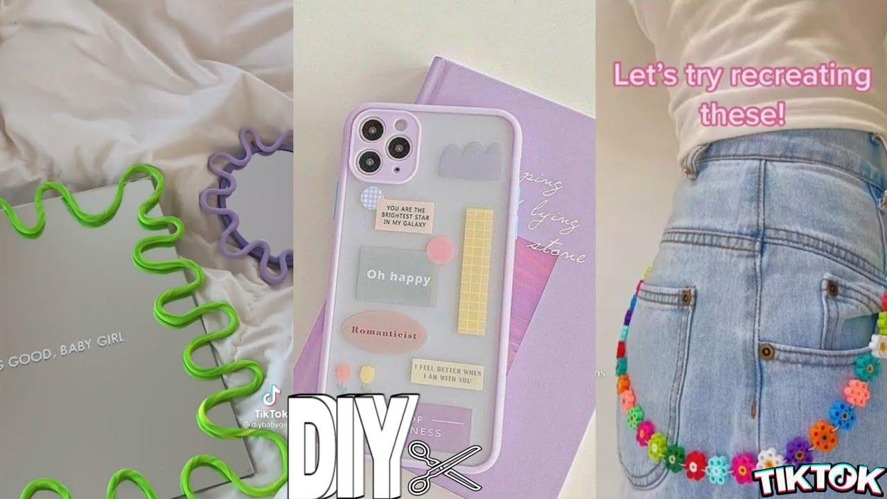 DIY|crafts tik toks compilation✨