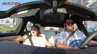 Tesla Model S P100D Ludicrous Acceleration Reactions - ردود فعل تسارع تيسلا موديل إس الجنوني