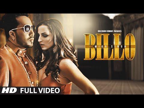 Xxx Mp4 BILLO Video Song MIKA SINGH Millind Gaba New Song 2016 T Series 3gp Sex