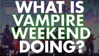 Download Vampire Weekend's 'Harmony Hall' & '2021' Explained Video