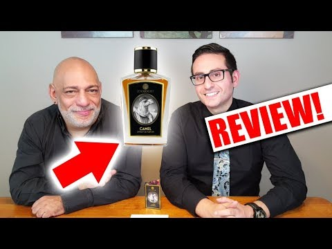 Camel by Zoologist Fragrance / Cologne Review + Giveaway!