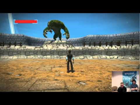 Project Spark Education Stream: How to Make a Boss Battle