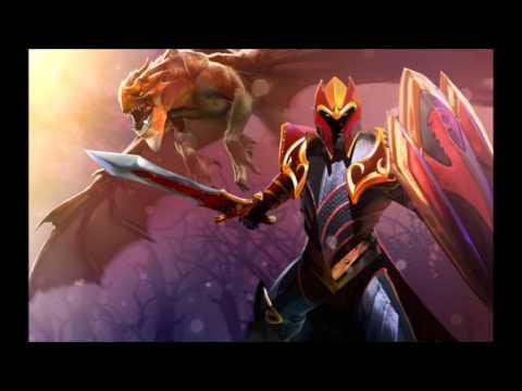 A Knight in Dragon's Armor