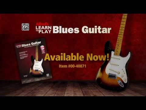 Guitar - Trailer - Alfred's Learn to Play Blues Guitar