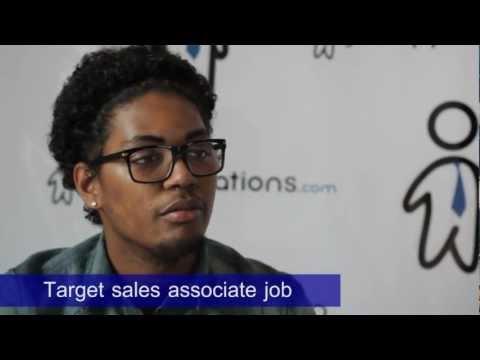 Target Interview - Sales Associate