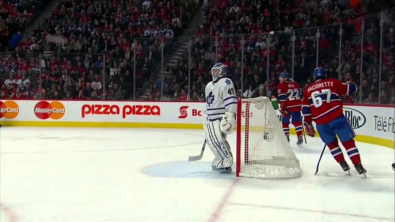 14.02.2015 Toronto Maple Leafs vs. Montreal Canadiens