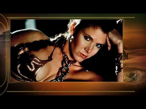 Star Wars Episode VI: Slave Leia Costume Featurette