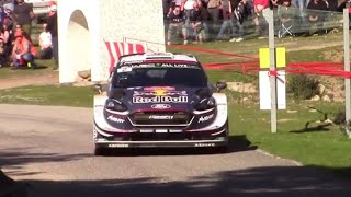 WRC Rally Tour de Corse 2018 - Show & Max Attack