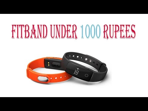 Wristband ID107 with Heart Rate Monitor