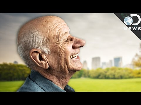 Why Old People Have Big Ears And Noses