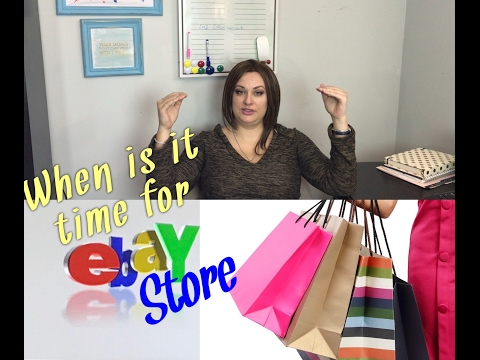Opening Ebay store Is it for you? - Benefits, Cost, Tips