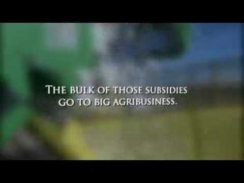 The Problem with Subsidies
