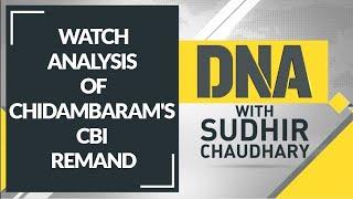 DNA analysis of P Chidambaram