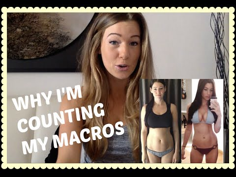 Why I'm Counting My Macros | Sept 9 | ANNA VICTORIA