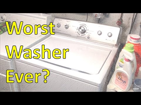 Worst Machine Ever? Maytag Centennial Washing Machine