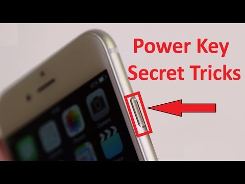 Android Power Button Secret Tricks