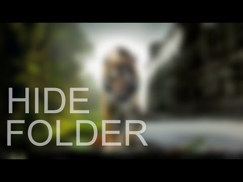 CMD Tutorial: How to Hide Folder in Windows Without Software