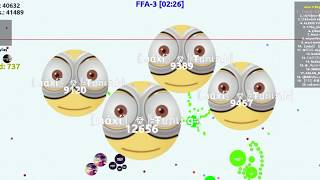 Agarz.com - Dominando Clan〖мάxί〗- Epic! Funny moments
