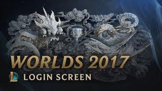 World Championship 2017 | Login Screen - League of Legends