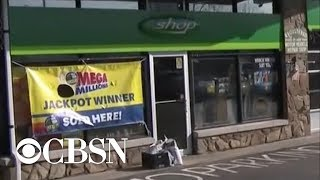 Co-workers claim largest jackpot in New York lotto history