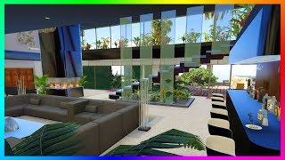 GTA 5 Mansions Interiors - Exclusive Features, Upgrades & What They Need To Be Like In GTA Online!