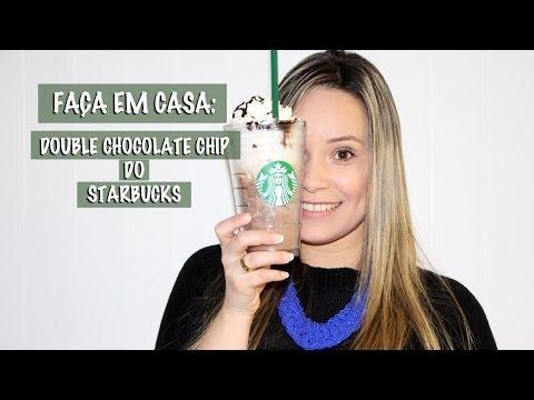 Como fazer Double Chocolate Chip do Starbucks