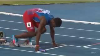 DOM 4x100m  Mundial de Revelos Bahamas 2017