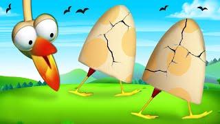 Funny Animals Cartoons Compilation Just for Fun !!! | HooplaKidz TV