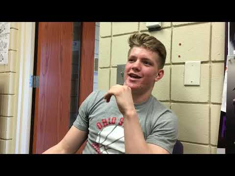 Jack Sawyer describes how he got his Ohio State offer