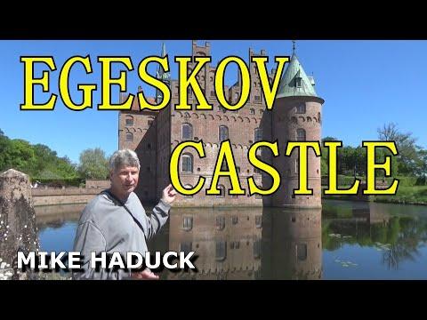 Egeskov Castle, Denmark visit (Mike Haduck)
