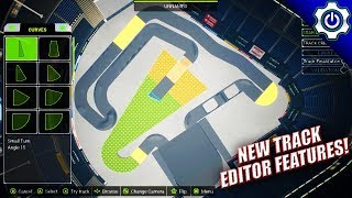 Monster Energy Supercross 2 - New Track Editor Features!