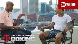 Gervonta Davis on Homecoming, Tattoos, & Fatherhood   Davis vs. Nunez   July 27 on SHOWTIME