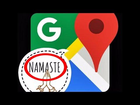 Google maps speaking HINDI,TAMIL,MALAYALAM [ALL INDIAN LANGUAGE]