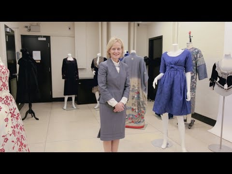 Ryerson Behind-the-Scenes: Fashion Research Collection