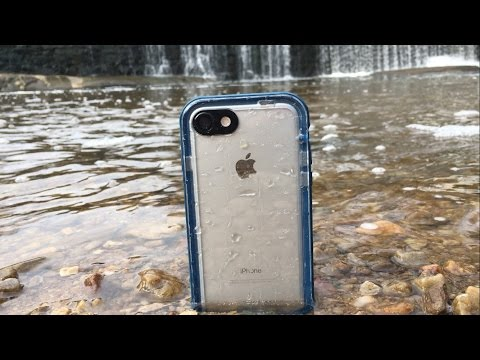 LifeProof Nuud for iPhone 7 Review (Drop, Dirt, Snow, and Water tested!)