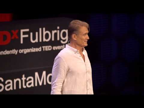 Dolph Lundgren | On healing and forgiveness | TEDxFulbrightSantaMonica