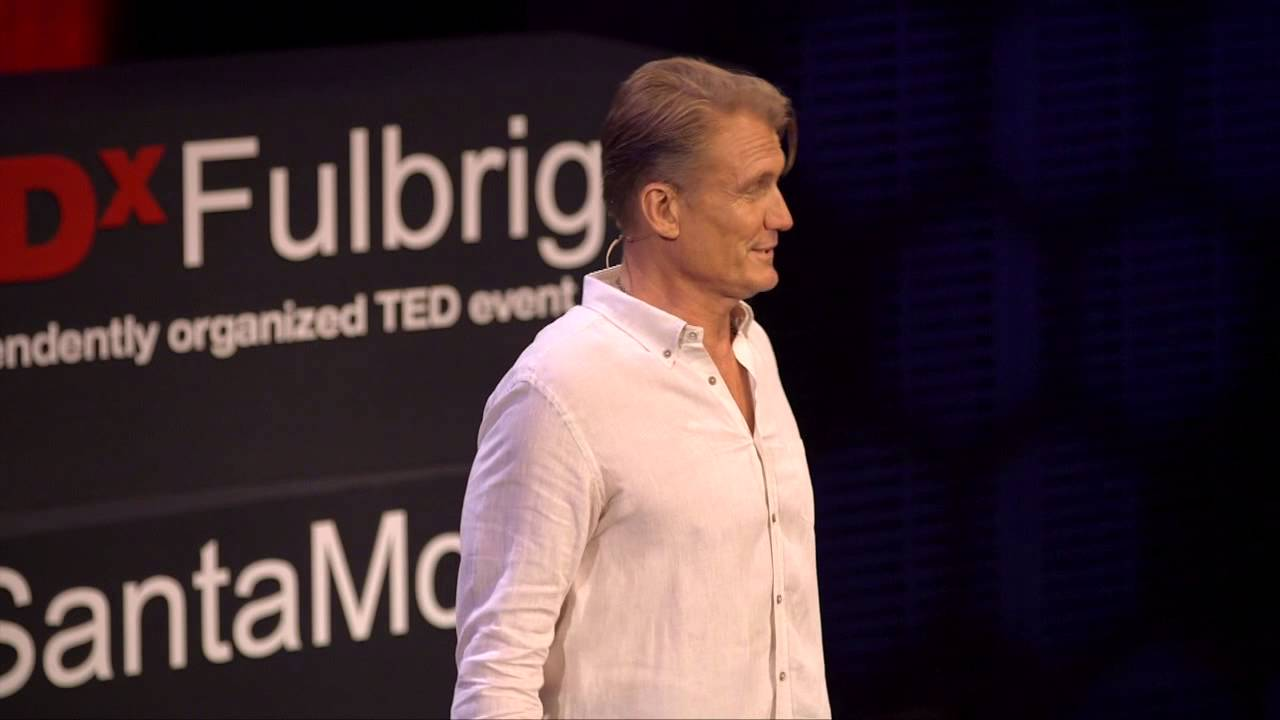 Dolph Lundgren   On healing and forgiveness   TEDxFulbrightSantaMonica