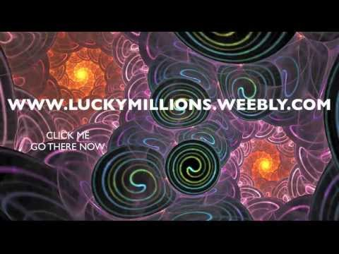 Lucky Millions Number Draw - 06/05/13